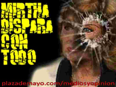 MIRTHA DISPARA