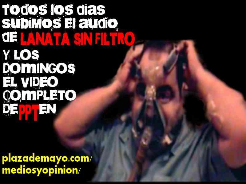 Lanata sin filtro AUDIO COMPLETO 12/12/2012