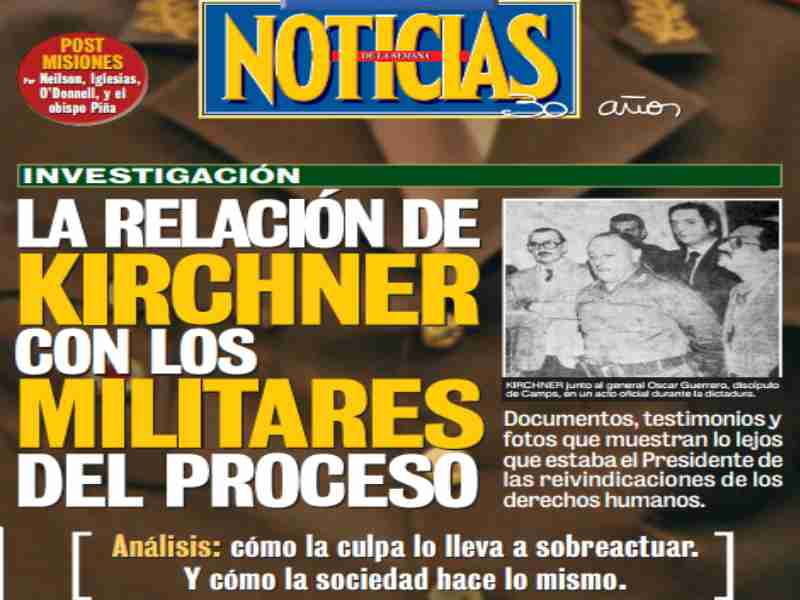 Quien fue Nestor Carlos Kirchner