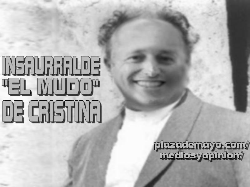 INSAURRALDE EL MUDO DE LA ZORRA