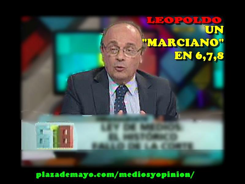 LEOPOLDO MOREAU EN 678