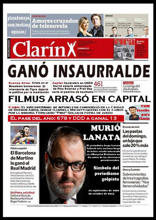 El Clarin Argentina Related Keywords & Suggestions - Diario El Clarin ...