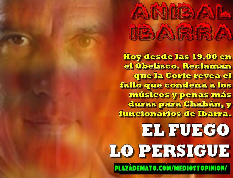 ANIBAL IBARRA FUEGO