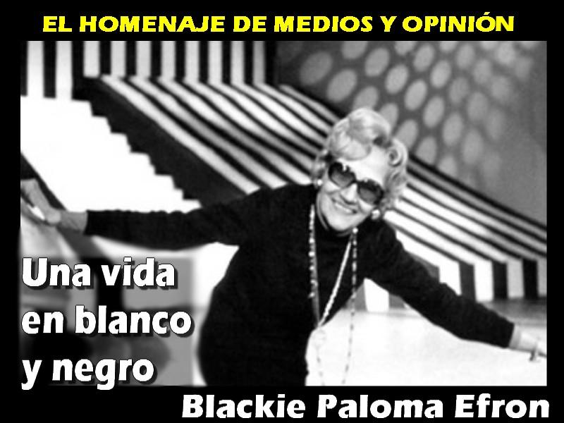 BLACKIE PALOMA EFRON