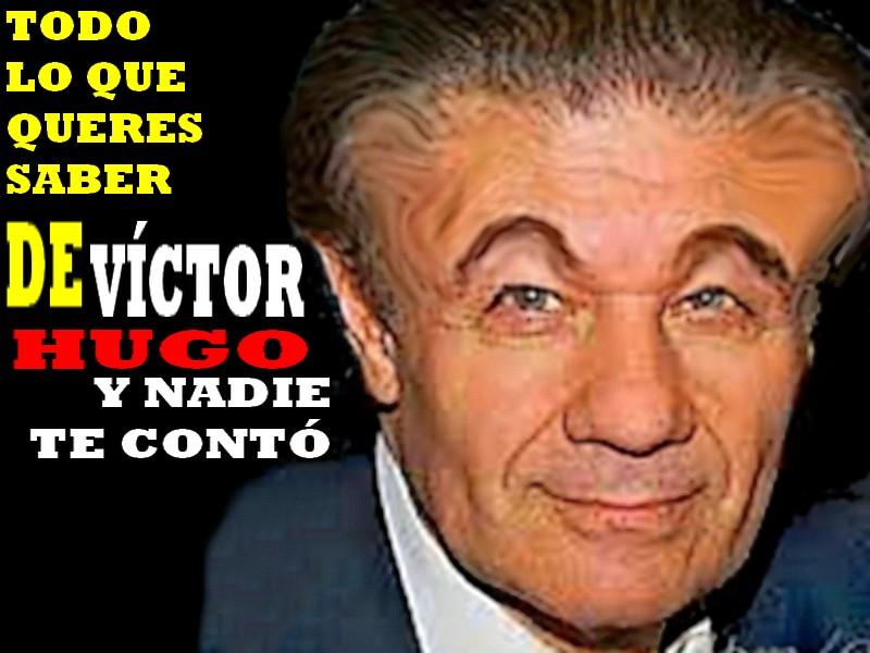 VICTOR HUGO MORALES TODO LO QUE QUERES SABER DEL RELATOR DEL RELATO