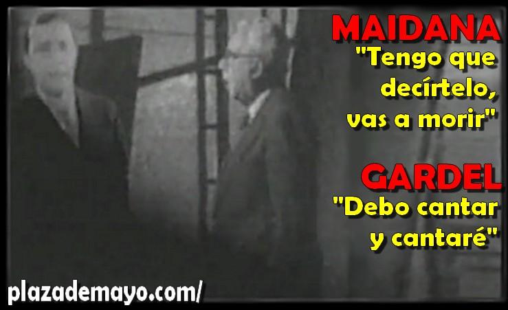 MAIDANA GARDEL