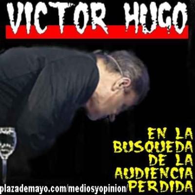 VICTOR HUGO AUDIENCIA PERDIDA