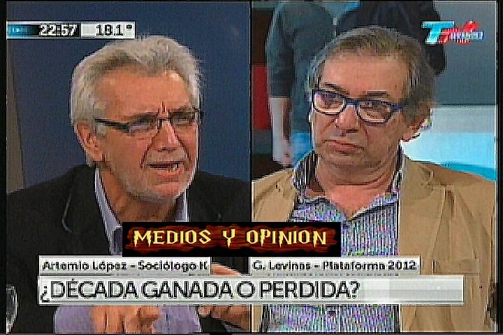 ARTEMIO VS LEVINAS