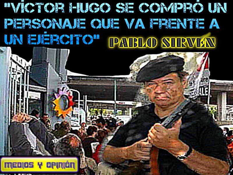 VICTOR HUGO SIRVEN