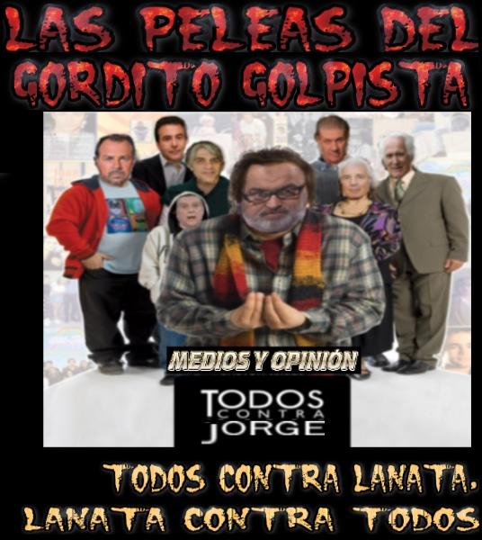 TODOS CONTRA JUAN MUY PRONTO