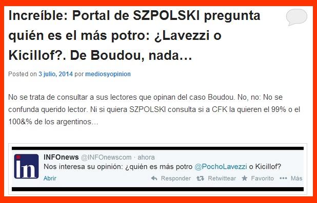 encuesta de szpolski
