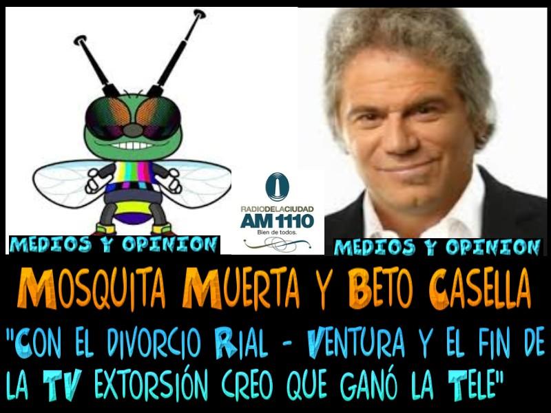 MOSQUITA MUERTA Y BETO CASELLA