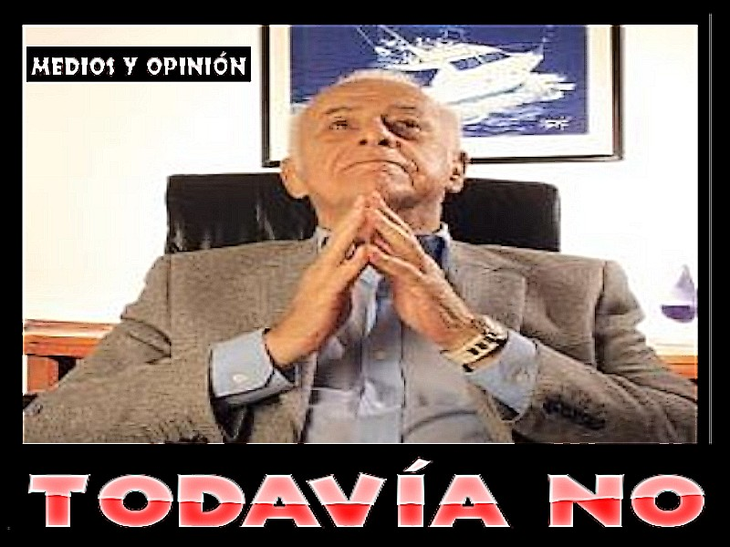 SOFOVICH TODAVIA NO