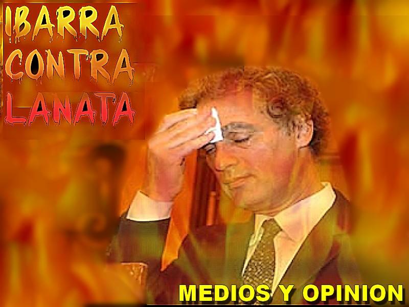 IBARRA CONTRA LANATA
