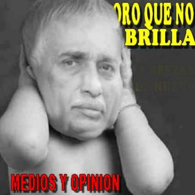 ORO NO BRILLA