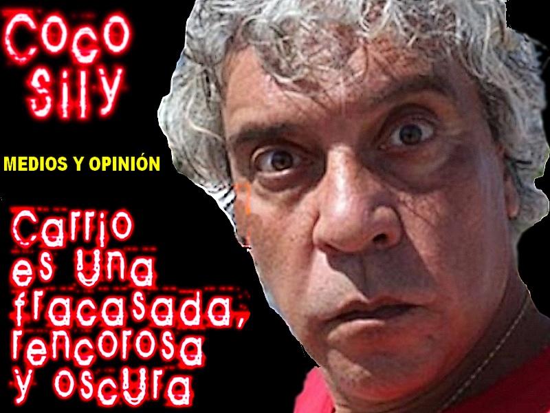 COCO SILY CONTRA CARRIO