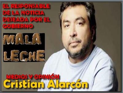 CRISTIAN ALARCON