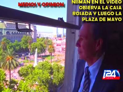 NISMAN CASA ROSADA