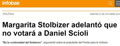 stolbizer infobae