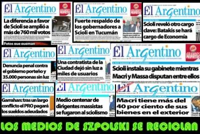 EL ARGENTINO ANTES DE LA ELECCION