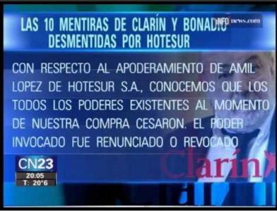 CN23 5 DESPIDOS