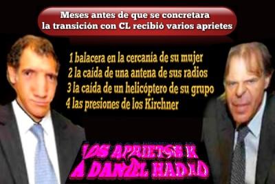 HADADA APRIETE DE CRISTOBAL