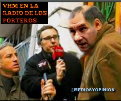 VHM RADIO DE LOS PORTEROS