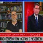 Novaresio «Alberto decidió asumir con el modelo de Cristina Fernández de kirchner»
