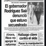 El día que secuestraron a Adolfo Rodríguez Saá: sexo, mentiras y videos de peronismo explícito