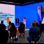 RicarGUITO participó de una escuela de gobierno con Massa