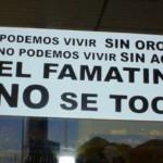 HABLA LA OSISKO: «Respetaremos la voluntad del pueblo de Famatina»