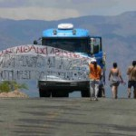 """""""Represión en Belén a los antimineros"""""""
