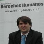 Caranchos en la Subsecretaría de DDHH