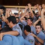 Misiones: la policía está atrincherada