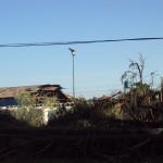 Un tornado arrasó a mi ciudad