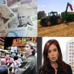Economía argentina vs. economía mundial. ¿Quién se cae sobre quién?