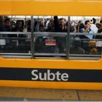 Traspaso de números en Metrovías