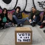 Los niños votantes