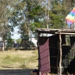 Qom: cinco meses por tierra y vivienda