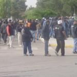 Declaración de repudio por la represión en Rawson