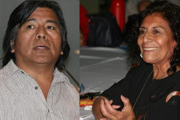 Nahuel y Quiroga, dos referentes aborígenes discuten la reforma del Código Civil