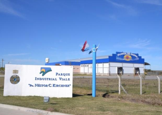 Parque industrial Nestor Kirchner en Entre Ríos