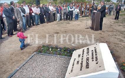 Sector de la Costanera Este de Santa Fe, Néstor Carlos Kirchner