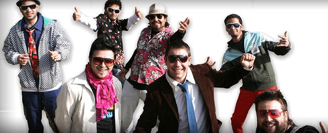 """La banda de Carlos: """"La oveja negra y los Garcia"""""""