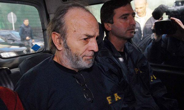 Julián Corres detenido