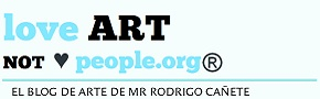 Love art not people