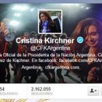 Un día en la vida de @CFKArgentina