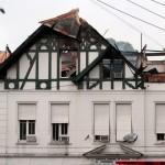 Hospital Álvarez: la reconstrucción que no llega