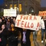 Primavera riojana: estudiantes echan al rector y designan autoridades