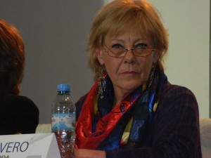 La actual diputada provincial del FIT Liliana Olivero denuncia que le quieren arrebatar la banca nacional.